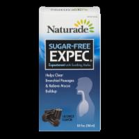 Naturade® Sugar-Free Expec Licorice Flavor Expectorant - 8.8 fl oz