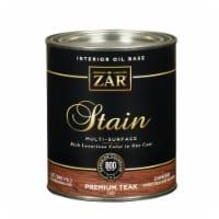 UGL ZAR® Premium Teak Oil-Based Wood Stain - 1 qt