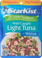 StarKist Reduced Sodium Chunk Light Tuna in Water