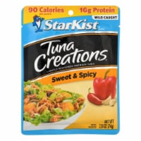 StarKist Tuna Creations Sweet & Spicy Seasoned Tuna