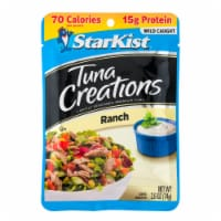 StarKist Tuna Creations Ranch Seasoned Tuna