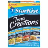 StarKist Tuna Creations Pouches Variety Pack - 4 ct / 2.6 oz