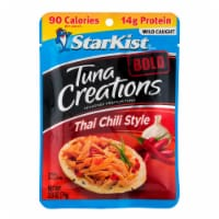 StarKist Tuna Creations Bold Thai Chili Style Seasoned Tuna