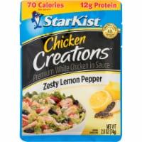 StarKist Chicken Creations Zesty Lemon Pepper Chicken in Sauce