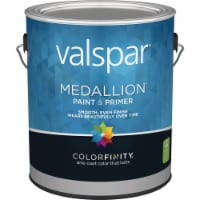 Valspar Int Egg White Paint 027.0004400.007