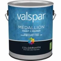 Valspar Int Flat White Paint 027.0001400.007