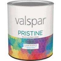 Valspar Int Satin White Paint 027.0018540.005