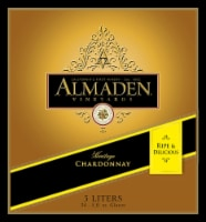 Almaden California Chardonnay White Wine