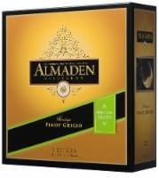 Almaden Pinot Grigio White Wine