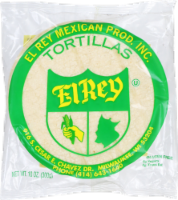 El Rey Corn Tortillas