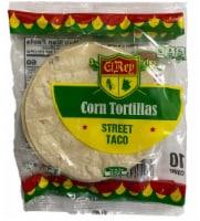 El Rey Street Taco Corn Tortillas