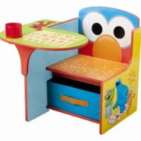 Delta Children TC83927SS-999 Sesame Street Chair Desk with Storage Bin
