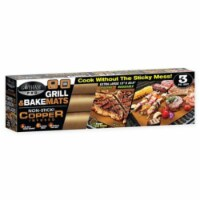 Gotham Steel Pro Copper Infused Grill & Bake Mat (3 Pack) 2282 - 1