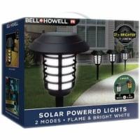 Bell+Howell® Solar Powered Pathway Lights - 4 pk
