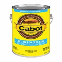 Cabot O.V.T. Solid Tintable Medium Base Oil-Based Penetrating Oil Stain 1 gal. - Case Of: 4; - Case of: 4