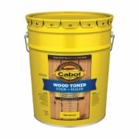 Cabot  Transparent  Natural  Oil-Based  Penetrating Oil  Deck and Siding Stain  5 gal. - Case - Count of: 1