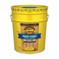 Cabot Transparent Natural Oil-Based Penetrating Oil Deck and Siding Stain 5 gal. - Case Of: 1 - Count of: 1