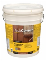Cabot Solid Redwood Water-Based Latex Deck Stain 5 gal. - Case Of: 1 - Count of: 1
