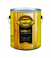 Cabot  Gold  Satin  Sun-Drenched Oak  Deck Varnish  1 gal. - Case Of: 4; Each Pack Qty: 1; - Case of: 4