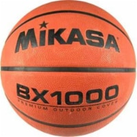 Olympia Sports BA142P Mikasa Official BX1000 Rubber Basketball - 1