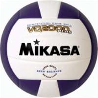 Olympia Sports BL336P Mikasa Premier Volleyball - Purple & White - 1