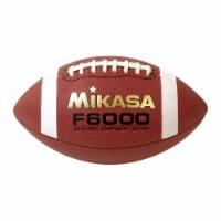 Mikasa 2019894 F6000 Advanced Composite NFHS Regulation Football, Brown