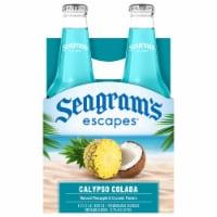 Seagram's Escapes Calypso Colada Pineapple & Coconut Malt Beverage