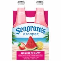 Seagram's Escapes Jamaican Me Happy Malt Beverage