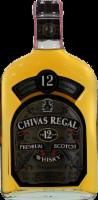 Chivas Regal 12 Year Premium Blended Scotch Whisky - 375 mL