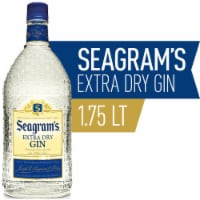 Seagram's Extra Dry Gin - 1.75 L