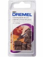 Dremel 60-Grit Sanding Bands