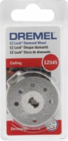 Dremel EZ Lock Diamond Wheel - 1 ct