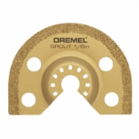 Dremel® Multi-Max Universal QuickFit Oscillating Grout Removal Blade - 1/8 in