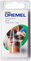 Dremel 0.625-Inch Aluminum Oxide Grinding Stone