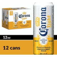 Corona Light Lager Beer