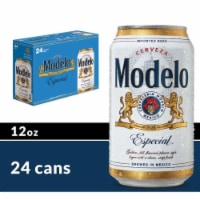 Modelo Especial Mexican Lager Beer