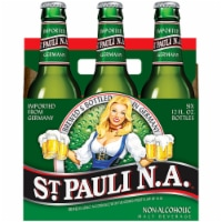St. Pauli Girl Non-Alcoholic Malt Beverage