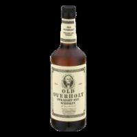 Old Overholt Straight Rye Whiskey