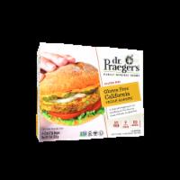 Dr. Praeger's Gluten Free California Veggie Burgers 4 Count