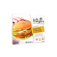 Dr. Praeger's Gluten Free California Veggie Burgers