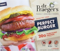 Dr. Praeger's Meatless Perfect Burger