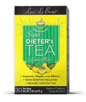 Laci Le Beau Lemon Mint Super Dieter's Tea