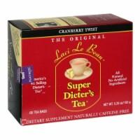 Laci Le Beau Cranberry Twist Super Dieter's Tea