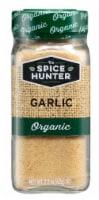The Spice Hunter Organic Garlic Granulated - 2.2 oz