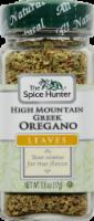 The Spice Hunter High Mountain Greek Oregano Leaves - .6 oz