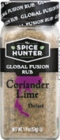 The Spice Hunter Rub Coriander Lime - 1.9 oz