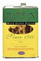 Waterlox  Original  Transparent  High-Gloss  Clear  Antique Oil Finish  1 gal. - Case Of: 4; - Case of: 4