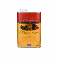 Waterlox  Medium  Clear  Oil-Based  Wood Finish  1 qt. - Case Of: 6; - Case of: 6
