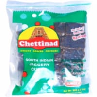 Chettinad South Indian Jaggery Cubes (Dark) - 2 Lb - 1 unit