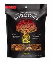 Shrooms Pizza Flavored Crispy Mushroom Snack
